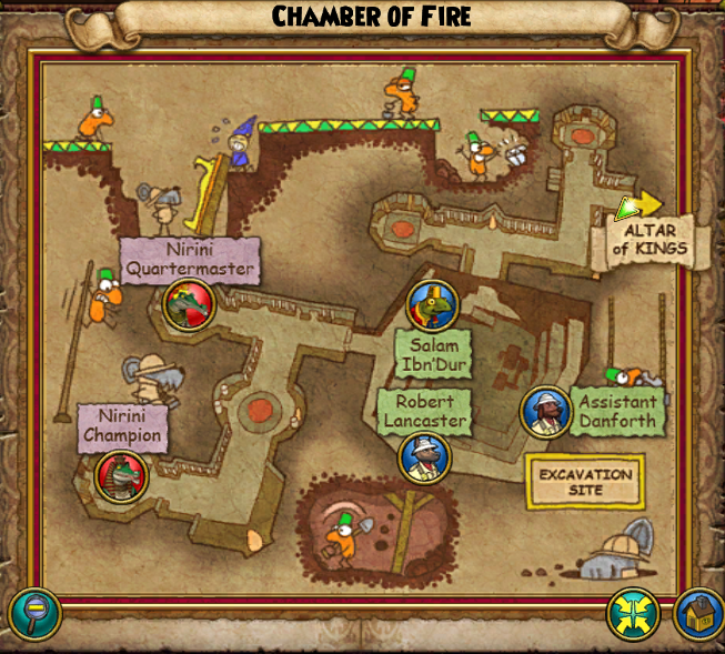 Chamber of Fire