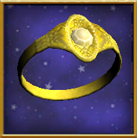 Widow's Noteworthy Ring