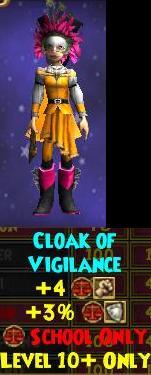 Cloak of Vigilance