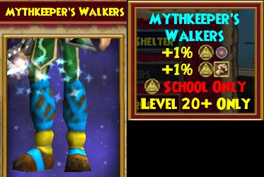 Mythkeeper's Walkers