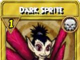 Dark Sprite Treasure Card