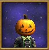 Happy Pumpkin Mask
