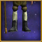 Mugsy's Genteel Slippers
