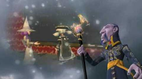 Wizard101 Malistaire Commercial