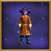 Malistaire's Dragonfire Cloak