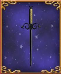 Aristocrat's Dagger