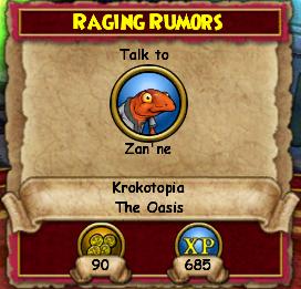 Raging Rumors