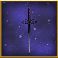 Athame of Dormancy