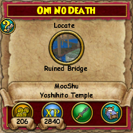 Oni No Death