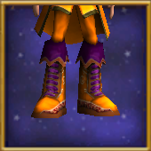 Warlord's Sandals