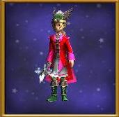 Doctor's Robe of Aurora