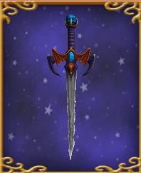 Firewinter's Ice Spark Blade