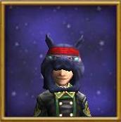 Ninja Pig Hat