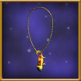 Kepi's Aviary Amulet