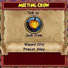 Meeting Crow