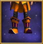Warmonger's Sandals