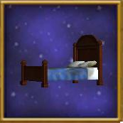 Worn Bed