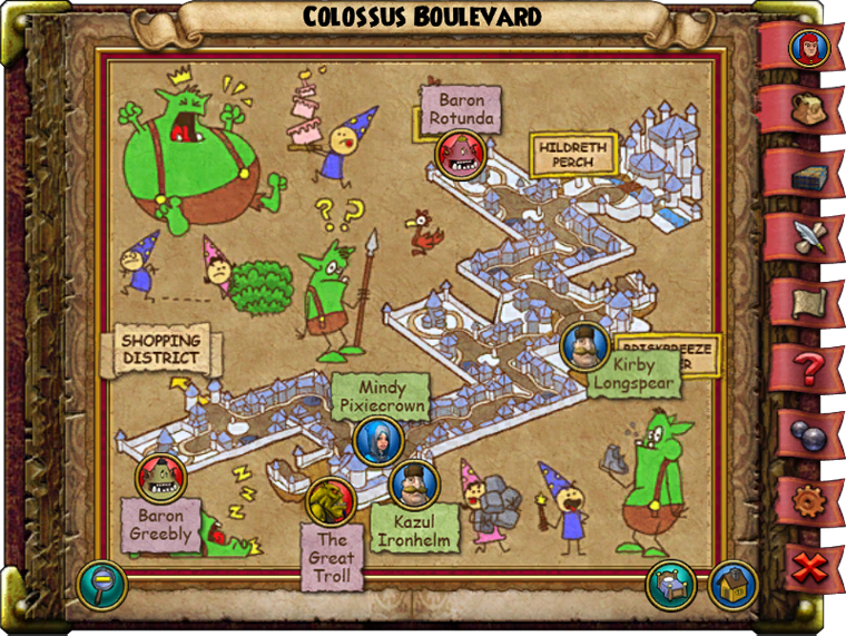 Colossus Boulevard Map.png