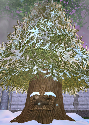 Kelvin, the Ice Tree