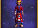 Peasant Robe