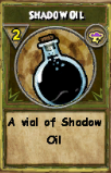 Shadow Oil