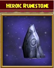 Heroic Runestone