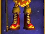 Scratcher's Confined Boots