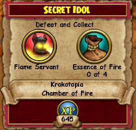 Secret Idol