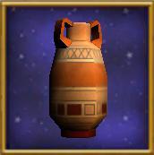 Handled Curing Vase