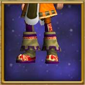 Sturdy Tan Boots