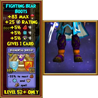Fighting Bear Boots