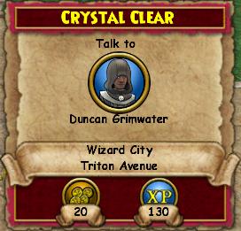Crystal Clear
