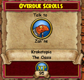 Overdue Scrolls