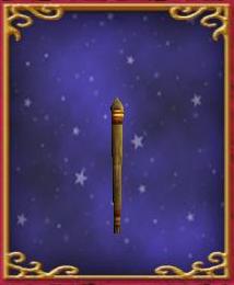 Wooden Torch