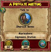 A Private Meeting 5
