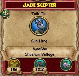 Jade Scepter