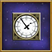 Ornate Wall Clock