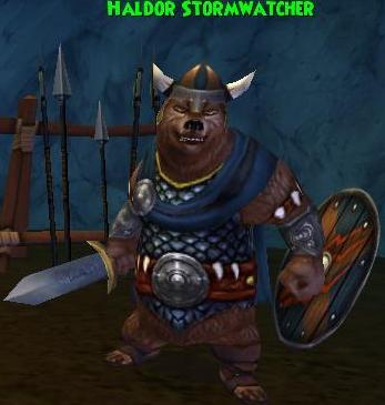 Haldor Stormwatcher (NPC)