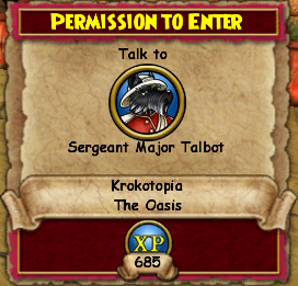 Permission to Enter