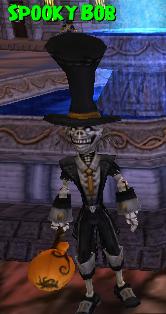 Spooky Bob