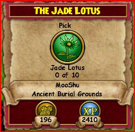 The Jade Lotus