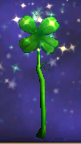Charmed Clover Wand