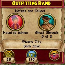 Outfitting Rand