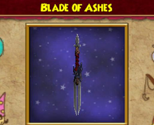 Blade of Ashes (Athame)