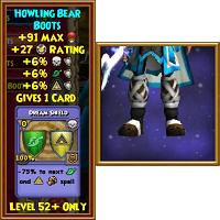 Howling Bear Boots