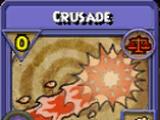Crusade Item Card