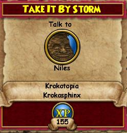 Take It by Storm