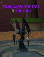 Tomugawa the Evil