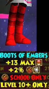 Boots of Embers
