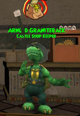 Arnold Graniteback